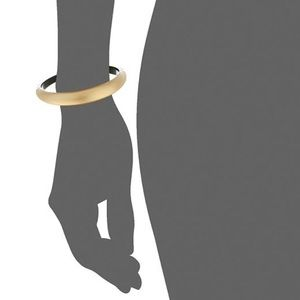 Authentic Alexis Bittar Skinny Bangle Bracelet